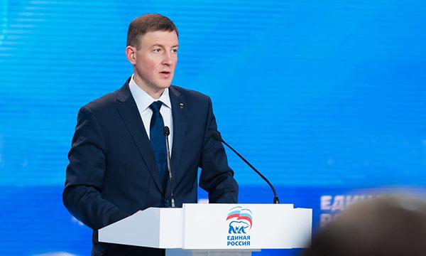 Турчак заявил о запуске конкурса социальных проектов первичных отделений «Единой России»